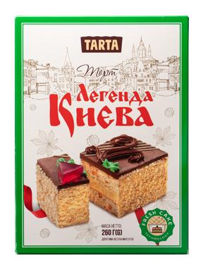 Торт  «Легенда Києва» 260 г.