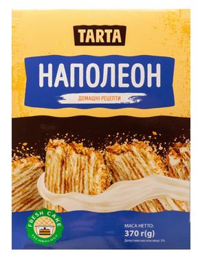 Торт «Наполеон»  370 г