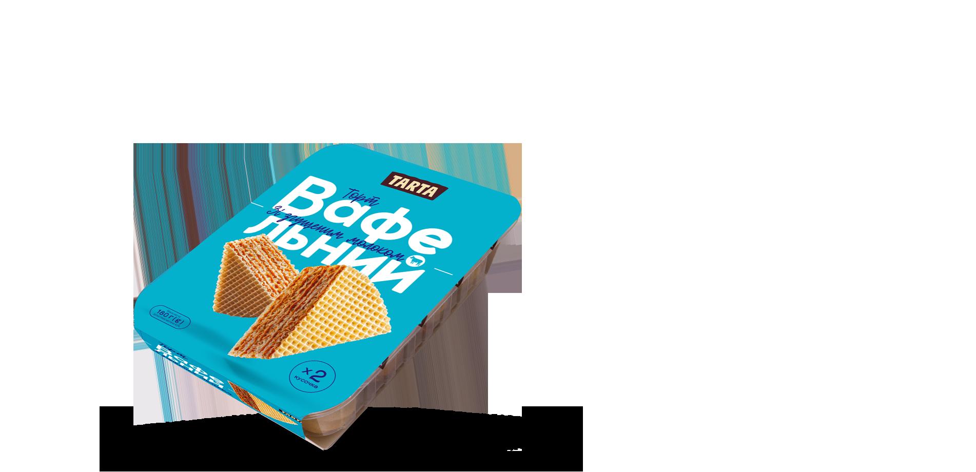 Торт Вафельний